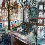 """AmsterdamCanal II"" by californiadreaming"