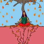"""Kundalini Energy Tree Meditation"" by EveHoward"