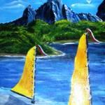 """blue mountain"" by kjgordon"