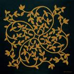 """Celtic Inspiration Gold"" by HerbDickinson"