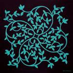 """Celtic Inspiration Teal"" by HerbDickinson"