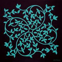 Celtic Inspiration Teal