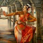 """Bharathanatyam"" by vineethsn"