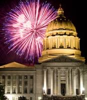 Capitol Fireworks 7.4.2008