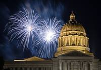 Capitol Fireworks 7.4.2006