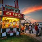 """Hot Nacho Sunset 7.28.2007"" by notleyhawkins"