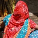 """People - Indian sari Fabric colors"" by royporat"