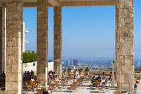 The Getty Center Balcony