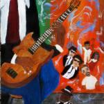 """Boogie Man Blues"" by lmeaux2"