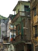 Old Houses in Macau