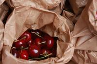 Irish Market Organic Cherries