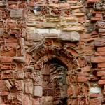 """""""Windshaped Stone Lindisfarne Abbey"""" by kenart"""