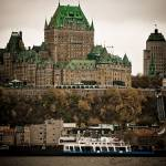 """Chateau Frontenac"" by PTaverna"
