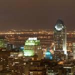 """Montreal Skyline"" by PTaverna"