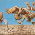 """""""Desert Doves"""" by Eliora"""