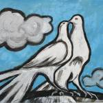 """Doves in Love"" by Eliora"