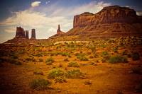 Wild West of Monument Valley