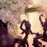 """Bronze Hindu Dancers"" by roshven"