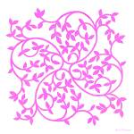 """Celtic Inspiration Pink"" by HerbDickinson"