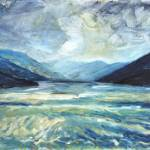 """Loch Earn"" by californiadreaming"