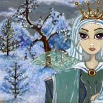 """Fairy Snow Queen"" by Bronwen"