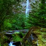 """waterfall hdr"" by wofawarrior"