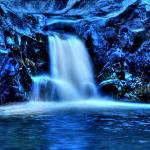 """""""blue falls"""" by wofawarrior"""