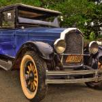 """old car HDR"" by wofawarrior"