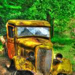 """S&W truck HDR"" by wofawarrior"