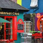 """Ireland kinsale Milk Market Cafe"" by royporat"