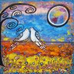 """Dove Love"" by juliryan"