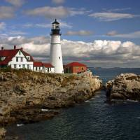 """Portland Head Lighthouse, Maine (463_6325adj)"" by nelights"