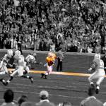"""Eric Berry #14 Interception vs. Memphis 2"" by chrisreagan"