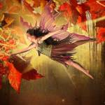 """Magical Autumn Fairy"" by intocreating"