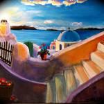 """""""Santorini"""" by kasmik"""
