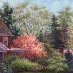 """""""Magnolia"""" by susansartgallery"""