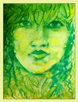 Eve's Emerald - Hawaiian Woman #1