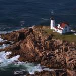 """Cape Neddick ""Nubble"" Lighthouse"" by nelights"