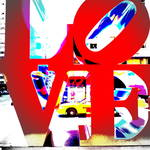 """LOVE LOVE LOVE NYC !"" by Funkpix"