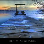 """Blackmans lake straight dock"" by JerimiasQuadil"