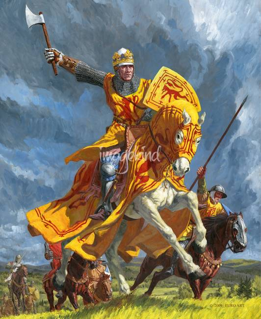Robert The Bruce By Euroart