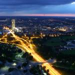 """Munich by night"" by ovarzolee"