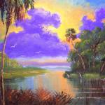 """Florida Backwoods River"" by mazz"