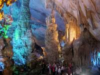 Reed Flute Caves nr. Guillin, China 2995