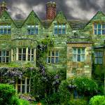 """Manor house Staffordshire"" by kenart"