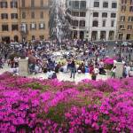 """Piazza di Spagna"" by charlablue"