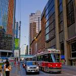 """Queen St  Toronto"" by lightbehaviour"