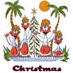 """""""Jungle Christmas"""" by JPeele"""
