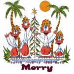 """Jungle Merry Yuletide"" by JPeele"
