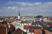 Historic Old Town of Olomouc, Czech Republic
